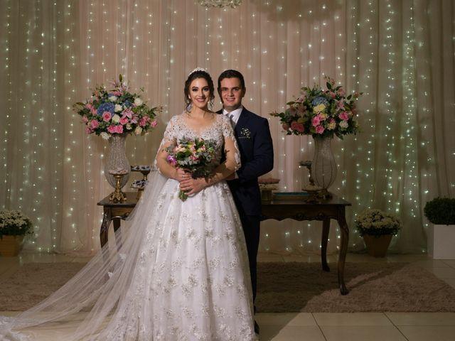 O casamento de Rafaela e Marlon