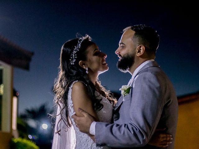 O casamento de Milena e Irineu