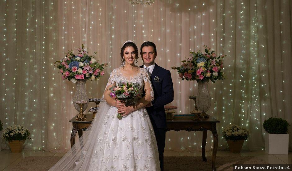O casamento de Marlon e Rafaela em Pato Branco, Paraná