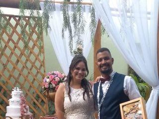 O casamento de Letícia  e Igor  2
