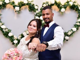 O casamento de Letícia  e Igor