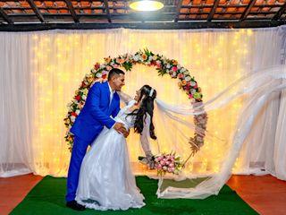 O casamento de Ederaldo e Débora