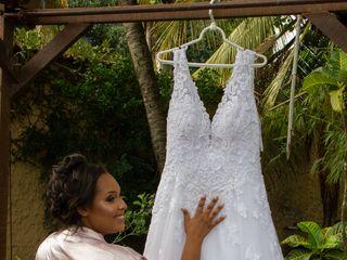 O casamento de Jessica e Clayton 3