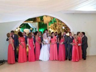 O casamento de Carollyne e Felipe
