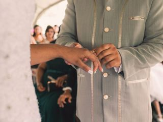O casamento de Fabiana e Salvador Júnior 1