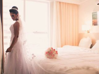 O casamento de Fabiana e Salvador Júnior 2