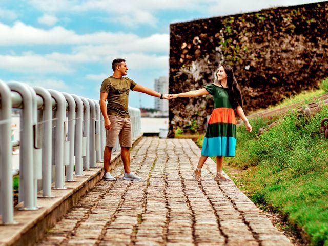 O casamento de Débora e Ederaldo em Belém, Pará 7