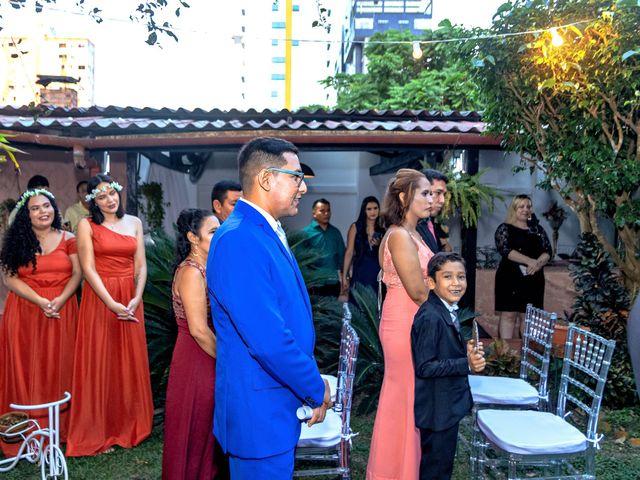 O casamento de Débora e Ederaldo em Belém, Pará 111