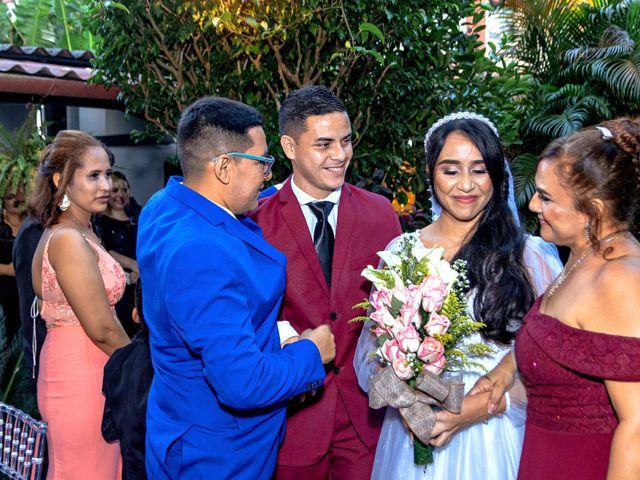 O casamento de Débora e Ederaldo em Belém, Pará 123