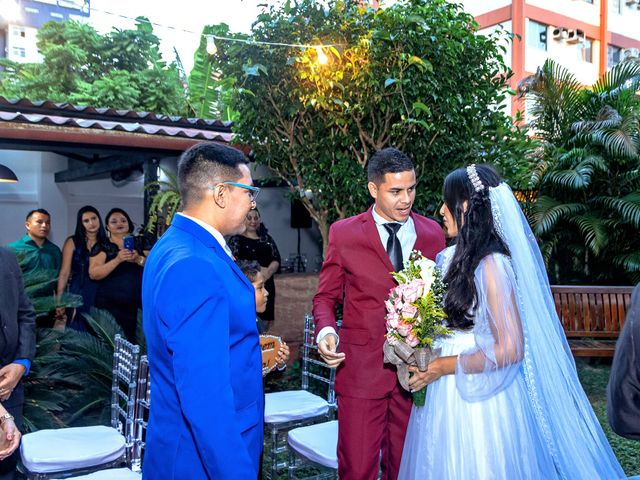 O casamento de Débora e Ederaldo em Belém, Pará 128