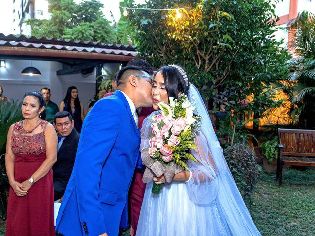 O casamento de Débora e Ederaldo em Belém, Pará 136