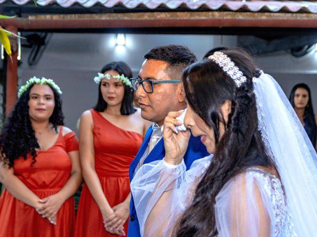 O casamento de Débora e Ederaldo em Belém, Pará 142