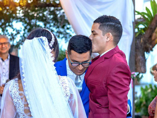 O casamento de Débora e Ederaldo em Belém, Pará 149