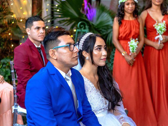 O casamento de Débora e Ederaldo em Belém, Pará 155