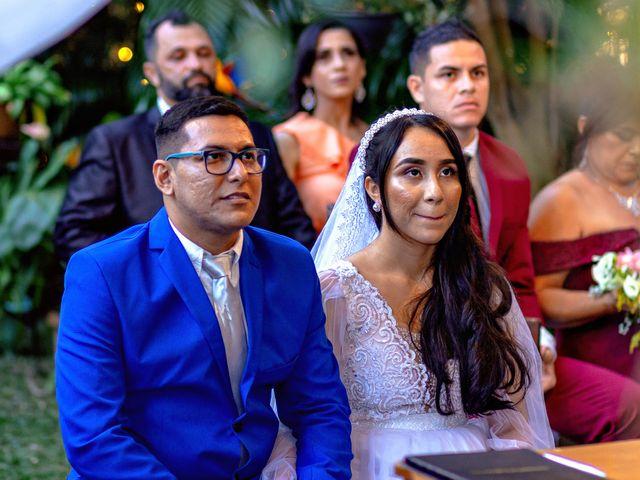 O casamento de Débora e Ederaldo em Belém, Pará 170