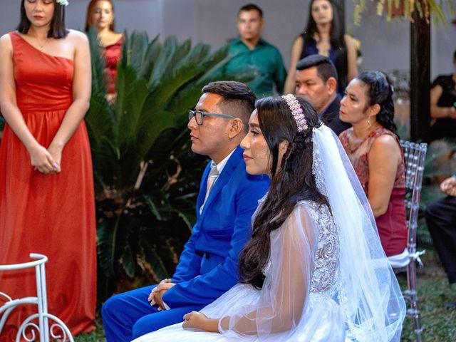 O casamento de Débora e Ederaldo em Belém, Pará 172