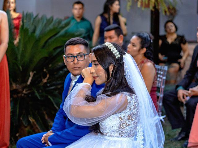 O casamento de Débora e Ederaldo em Belém, Pará 173