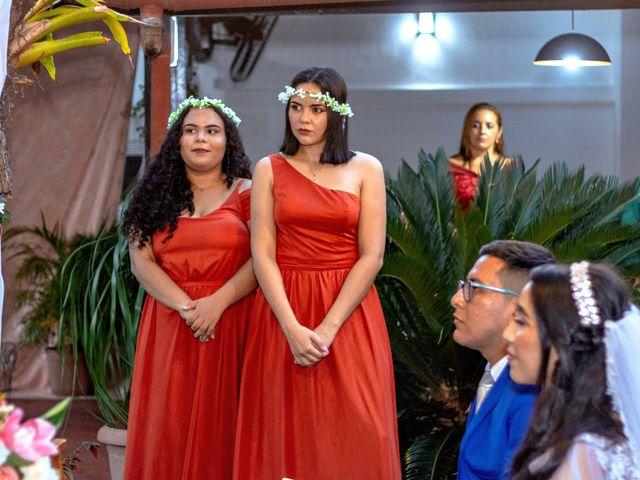 O casamento de Débora e Ederaldo em Belém, Pará 174