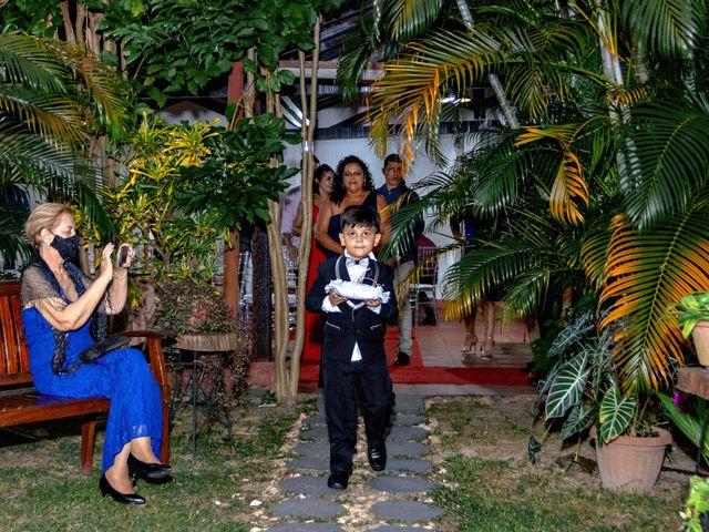 O casamento de Débora e Ederaldo em Belém, Pará 201