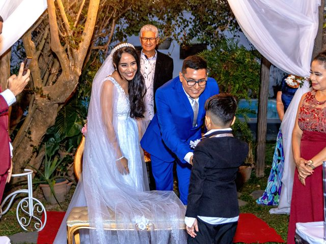 O casamento de Débora e Ederaldo em Belém, Pará 203