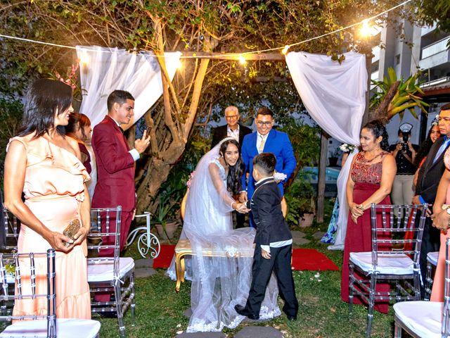 O casamento de Débora e Ederaldo em Belém, Pará 204