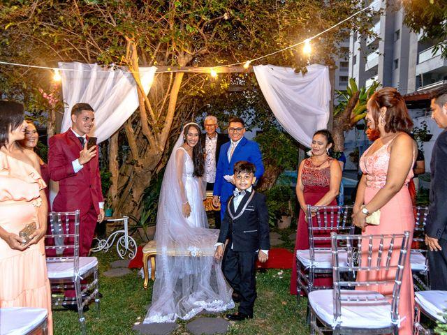 O casamento de Débora e Ederaldo em Belém, Pará 206