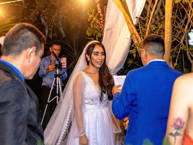 O casamento de Débora e Ederaldo em Belém, Pará 215