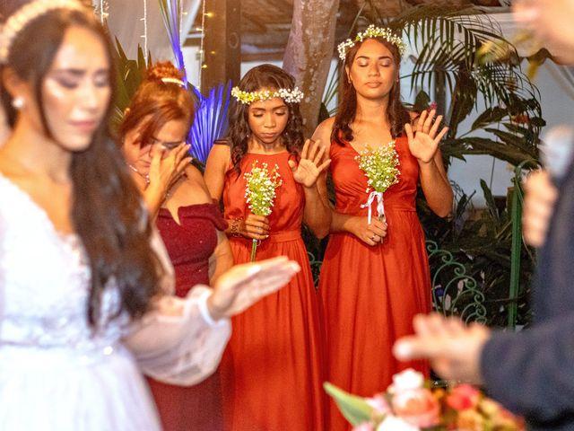 O casamento de Débora e Ederaldo em Belém, Pará 216