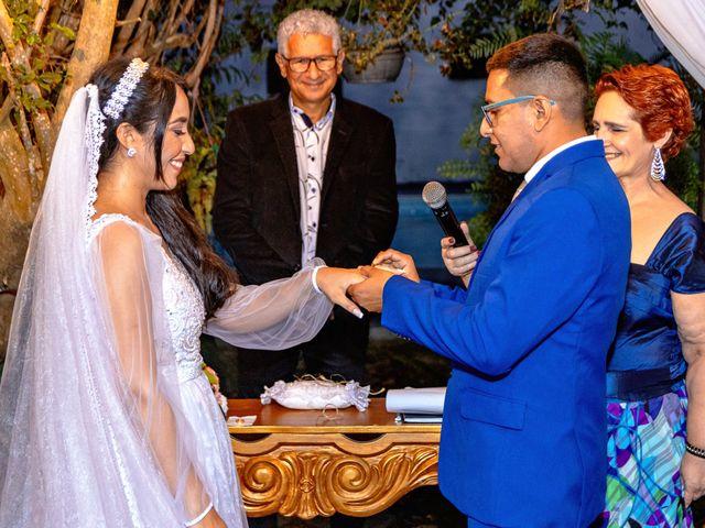 O casamento de Débora e Ederaldo em Belém, Pará 219