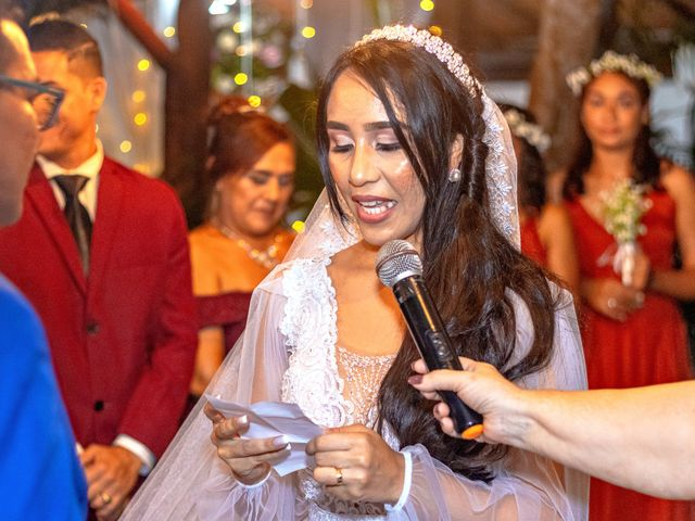 O casamento de Débora e Ederaldo em Belém, Pará 226