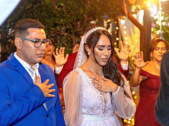 O casamento de Débora e Ederaldo em Belém, Pará 253