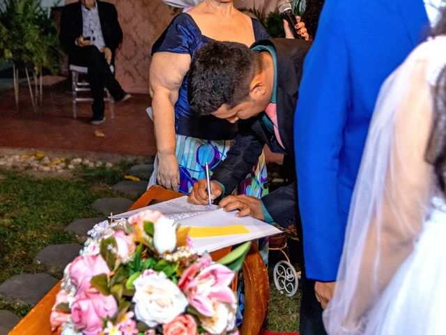 O casamento de Débora e Ederaldo em Belém, Pará 256