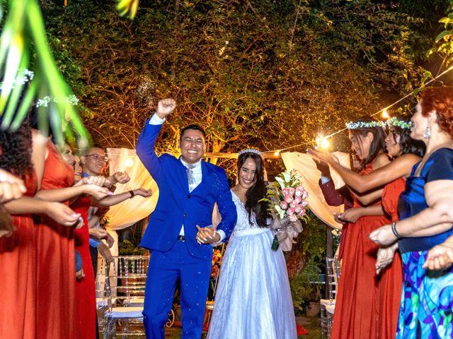 O casamento de Débora e Ederaldo em Belém, Pará 278