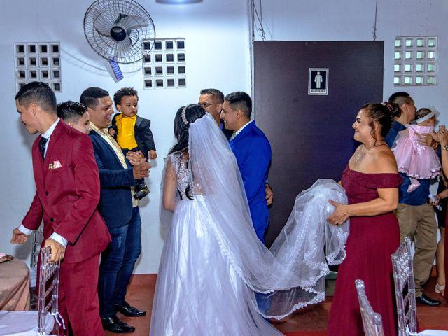O casamento de Débora e Ederaldo em Belém, Pará 285