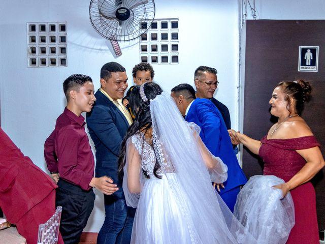 O casamento de Débora e Ederaldo em Belém, Pará 286