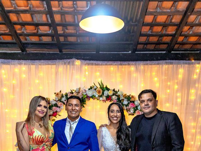 O casamento de Débora e Ederaldo em Belém, Pará 294