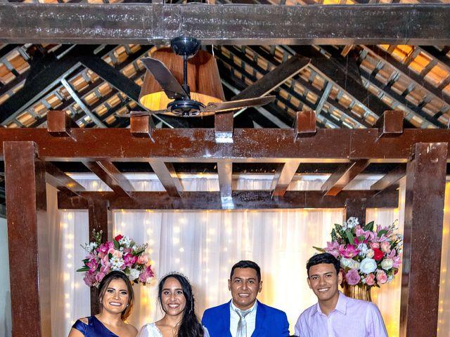 O casamento de Débora e Ederaldo em Belém, Pará 305
