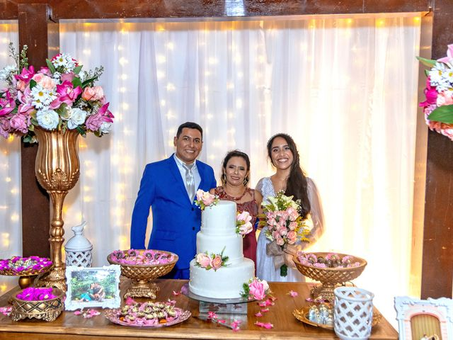 O casamento de Débora e Ederaldo em Belém, Pará 306
