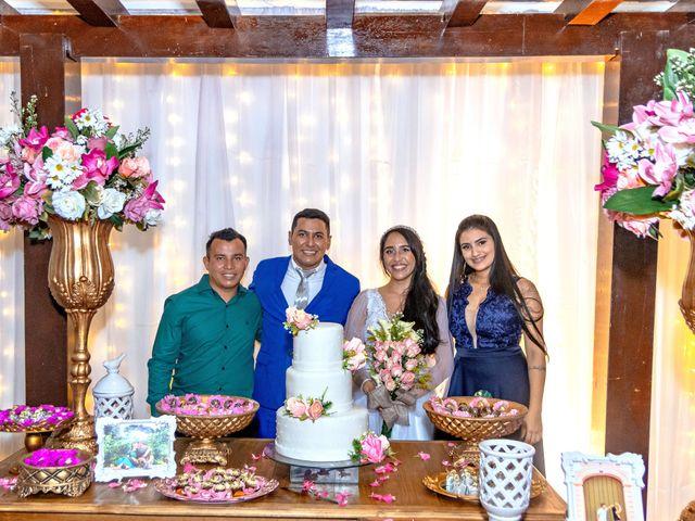 O casamento de Débora e Ederaldo em Belém, Pará 308