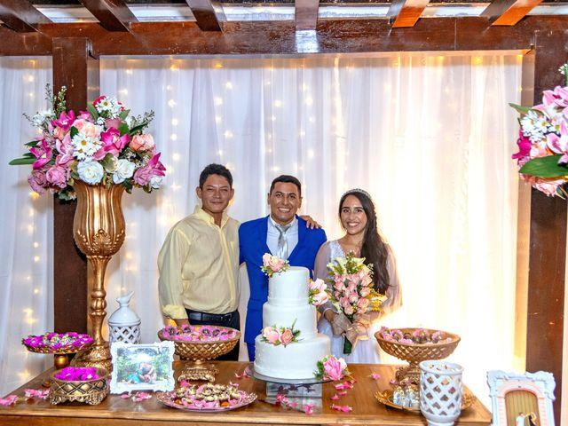 O casamento de Débora e Ederaldo em Belém, Pará 309