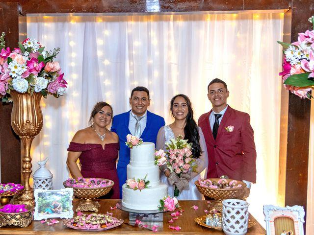 O casamento de Débora e Ederaldo em Belém, Pará 311