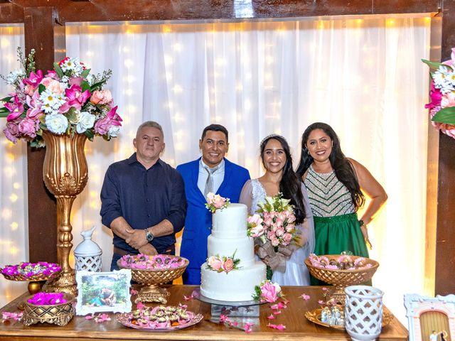 O casamento de Débora e Ederaldo em Belém, Pará 314