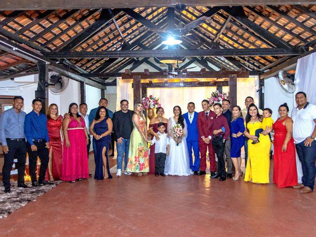 O casamento de Débora e Ederaldo em Belém, Pará 315