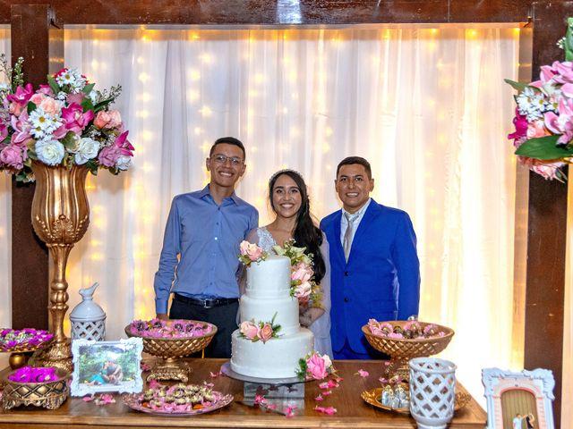 O casamento de Débora e Ederaldo em Belém, Pará 316