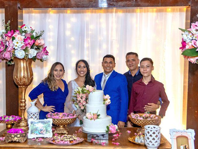 O casamento de Débora e Ederaldo em Belém, Pará 317