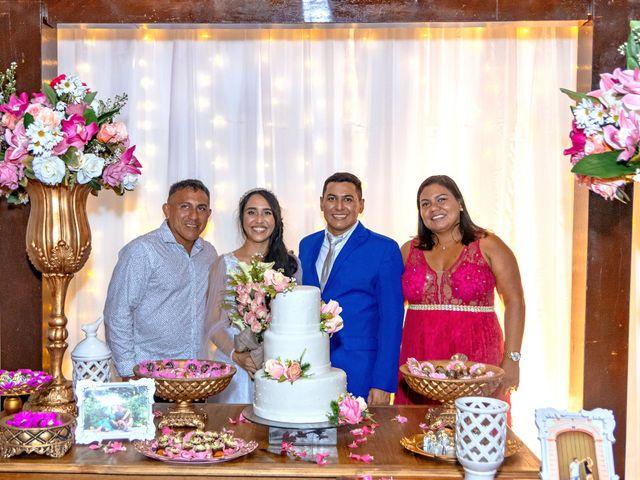 O casamento de Débora e Ederaldo em Belém, Pará 319