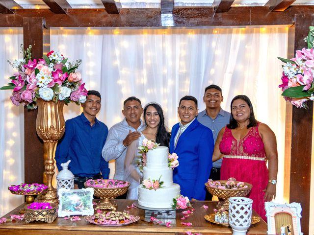 O casamento de Débora e Ederaldo em Belém, Pará 320