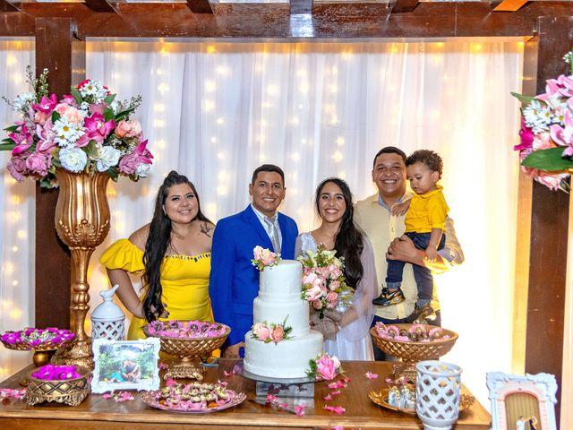 O casamento de Débora e Ederaldo em Belém, Pará 321