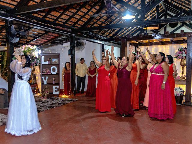 O casamento de Débora e Ederaldo em Belém, Pará 331