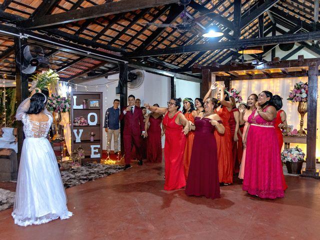 O casamento de Débora e Ederaldo em Belém, Pará 332